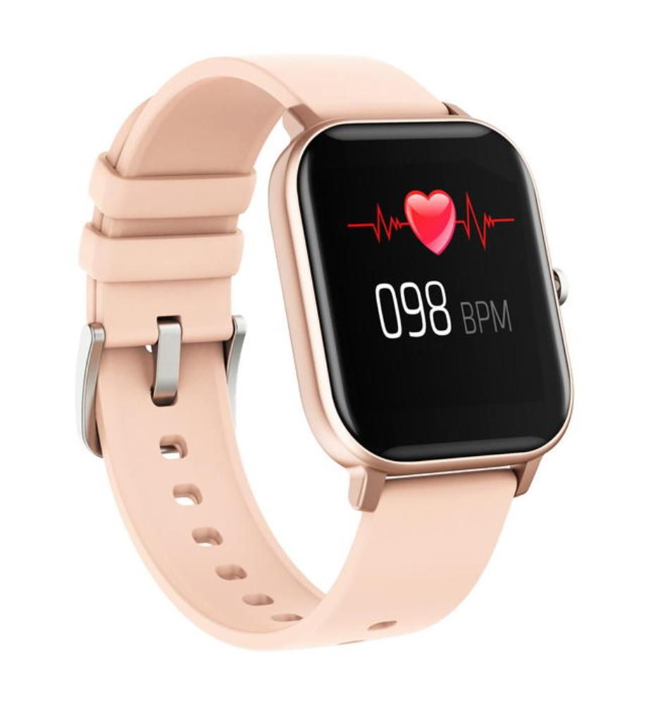 Smartwatch Eko Vizion - Cremeweiss