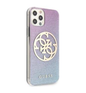 Telefonschale Guess Iphone 12 Pro Max - Blau