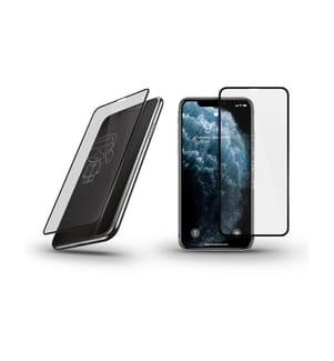 Display-Schutzglas Karl Lagerfeld Iphone 11 - Transparent und Schwarz