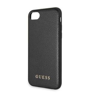 Telefonschale Guess iPhone 7, 8 & SE 2020 - Schwarz