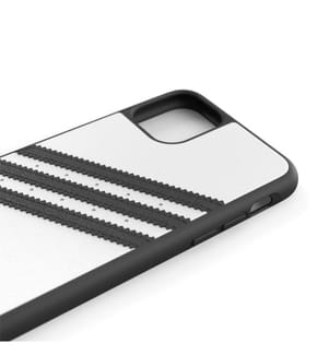 Adidas Originals 3-Streifen-Hülle für iPhone 11 Pro Max - Weiss