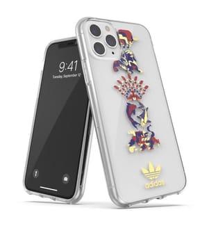 Adidas Originals CNY Clear Case für iPhone 11 Pro - Klar