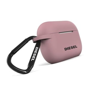 Diesel Silikonschutz für Airpods Pro - Rosa