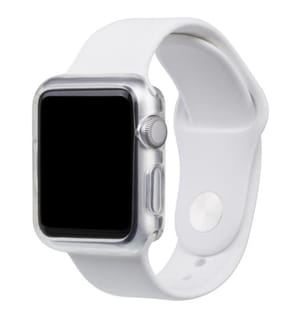 Apple Watch 40mm kompatible Hartschale - Transparent