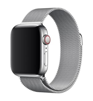 Apple Watch 44mm Kompatibles Armband - Silber