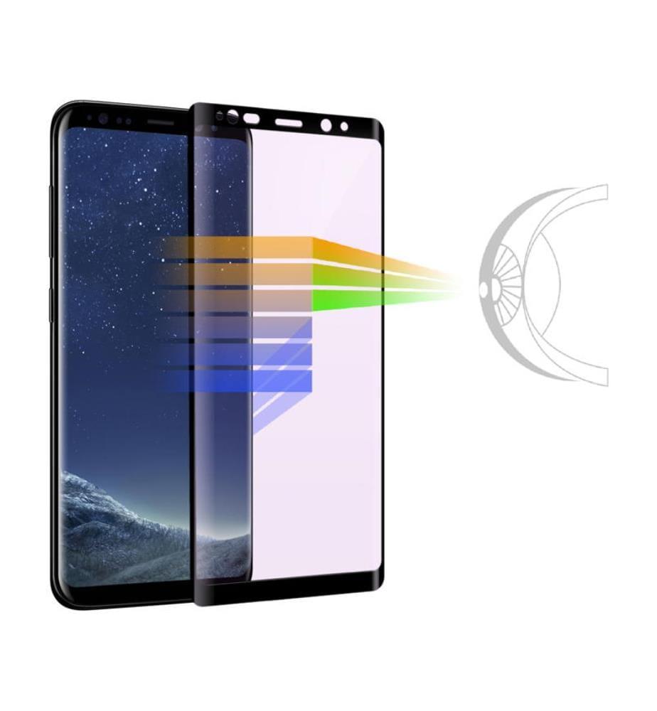 Displayschutzfolie Galaxy S8+ - Transparent