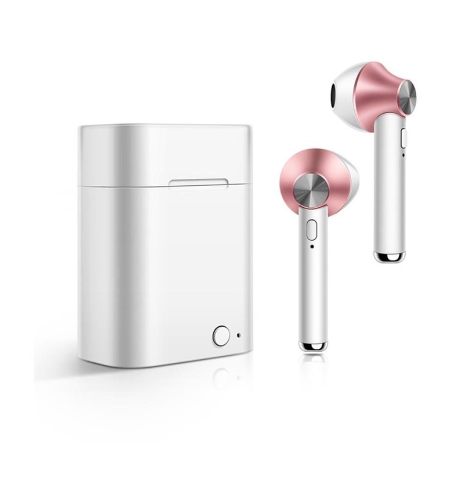 Drahtlose Kopfhörer Isteel Bluetooth 5.0 - Rosa