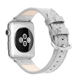 Apple Watch 40mm Kompatibles Armband - Silber
