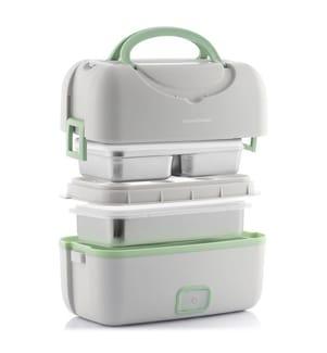 Elektrische 3-in-1-Dampfgarer-Lunchbox