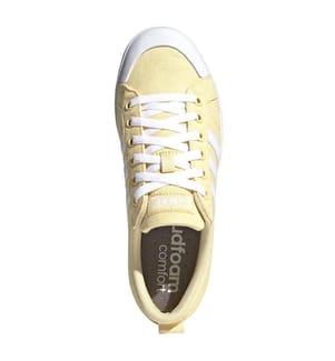 Sneakers Bravada - Hellgelb und Weiss