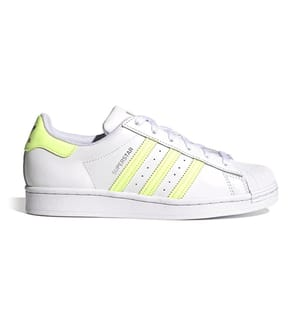 Sneakers Originals Superstar - Weiss und Gelb