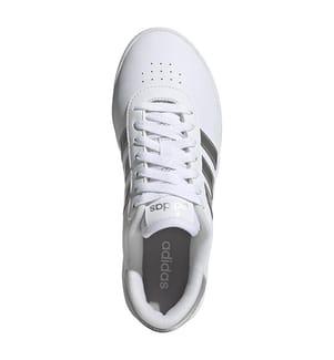 Sneakers Court Bold - Weiss und Grau