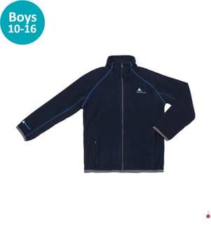 Blouson Ecafone Jungen 10 bis 16 Jahre, Marinblau