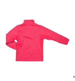 Sweatshirt Fany Mädchen 3 bis 8 Jahre, Fuchsia