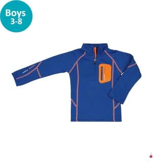 Sweatshirt Ecerun Jungen 3 bis 8 Jahre, Blau