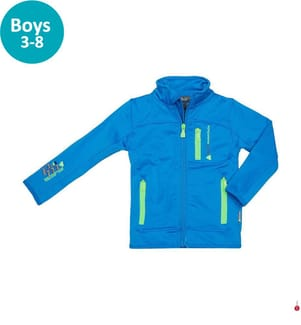 Sweatshirt Ecanton Jungen 3 bis 8 Jahre, Blau