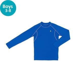 Langarmshirt Ecanjo Jungen 3 bis 8 Jahre, Blau