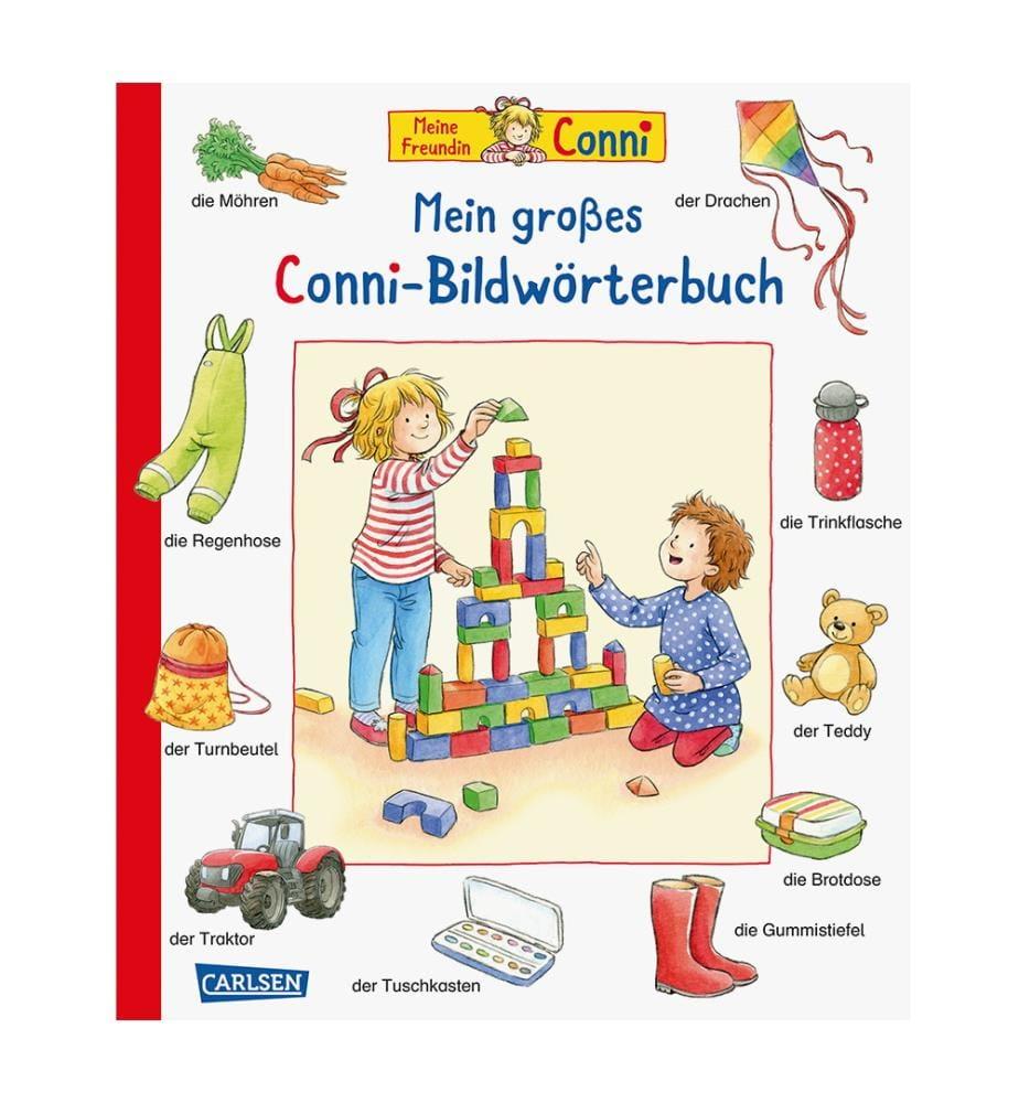 Conni-Bilderbücher: Mein grosses Conni-Bildwörterbuch