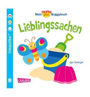 Mein Baby-Pixi Buggybuch: Lieblingssachen