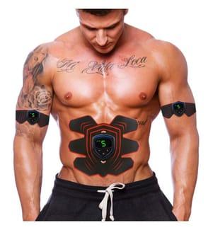 3er-Set Elektro-Muskelstimulatoren - Rot