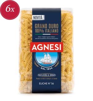Agnesi Eliche N°56 - 6 x 500 g