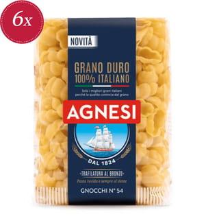 Agnesi Gnocchi N°54 - 6 x 500 g