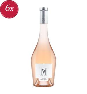 """6x Château Saint Maur Saint """"M"""" rosé AOP 2020"""