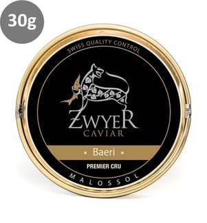 BAERI Premium Cru Kaviar - 30 g