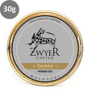OSCIETRA Premier Cru Kaviar - 30 g