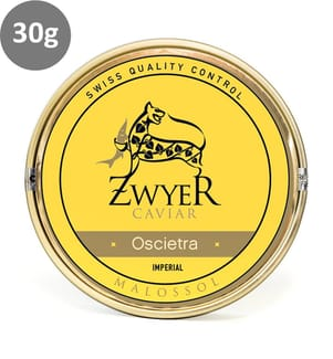 OSCIETRA Imperial China Kaviar - 30 g