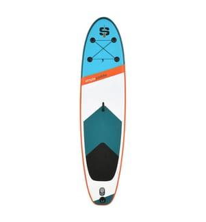 "Aufblasbares SUP Pack  S2 10.2"" - Simple Paddle - Multicolor"