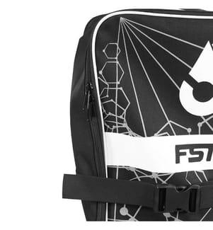 Transporttasche Basic bag FSN - Schwarz und Weiss