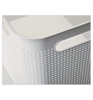 ROTHO - Aufbewahrungsbox Brisen 7 L, Weiss