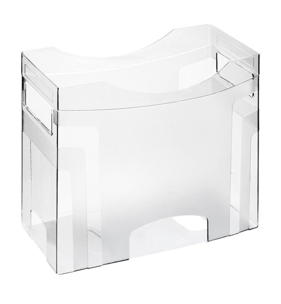 ROTHO - Hängemappenbox Cube A4 Transparent