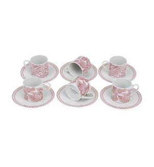 12-Teiliges Tee-Set 12 - Multicolor