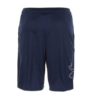 UNDER ARMOUR - Shorts Tech ™ Graphic - Marinblau