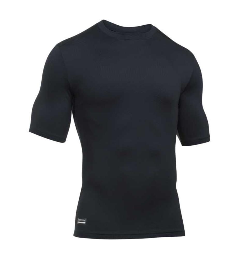UNDER ARMOUR - T-Shirt Men's Tactical HeatGear® Compression - Weiss
