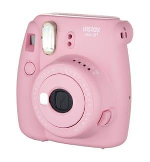 FUJIFILM - Sofortbildkamera Instax Mini 8+ - Hellrosa