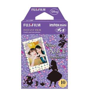 FUJIFILM - Instax mini Film Alice in Wonderland