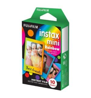 FUJIFILM - Instax Mini Film Rainbow