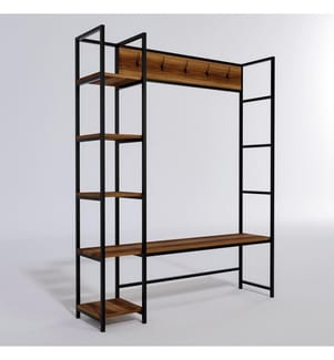 Hall Stand  - Braun