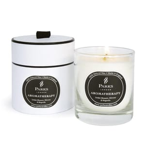 PARKS LONDON - Duftkerze Linden Blossom, Mimosa & Magnolia  - 235g