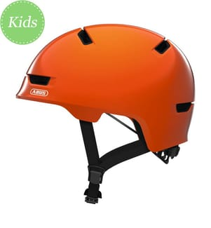 ABUS - Fahrradhelm Scraper 3.0 Kid 0073447 - Shiny-Orange