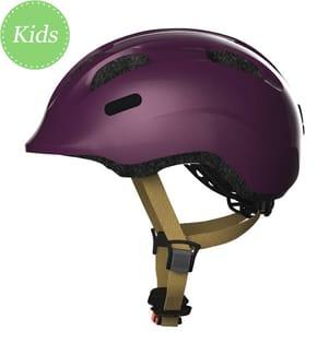 ABUS - Fahrradhelm Smiley 2.0 Royal 0066782 - Royal-Purple