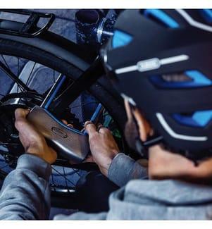 ABUS - Fahrradschloss 770A SmartX™ 0073642