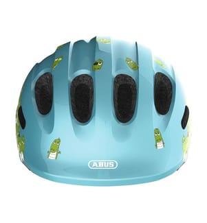 ABUS - Fahrradhelm Smiley 2.0 0062654 - Blue-Croco