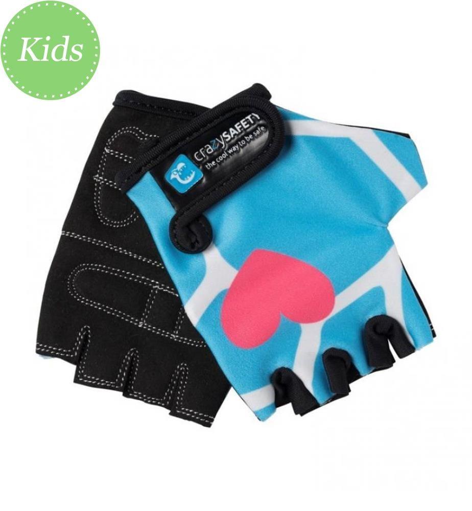 CRAZY SAFETY - Handschube - Blau