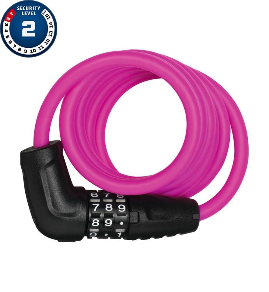 ABUS - Fahrradschloss 4508C/150/8 color 3 per colour 0059869 - 150 cm