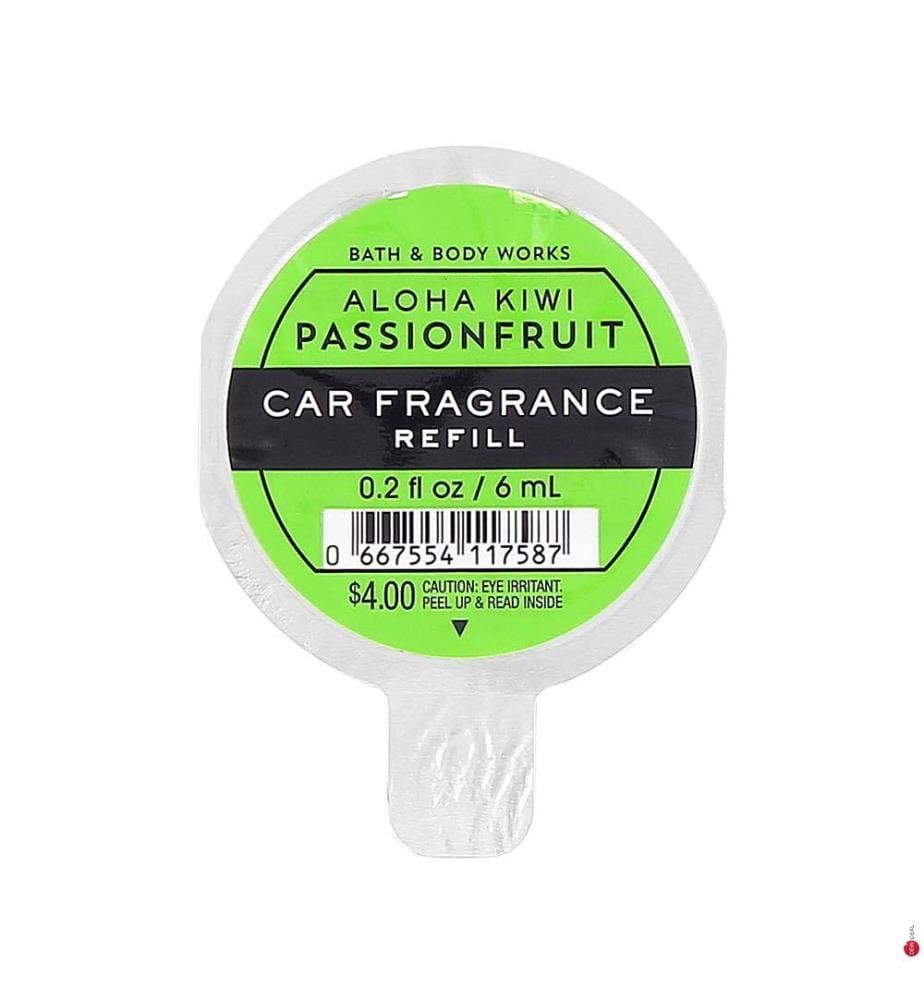 Nachfüllpack für Auto-Duftspender Aloha Kiwi Passionfruit - 6 ml