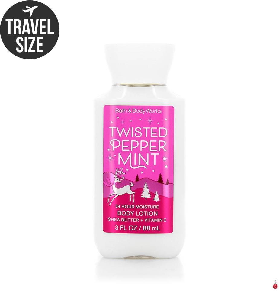 Bodylotion Twisted Pepper Mint - 88 ml
